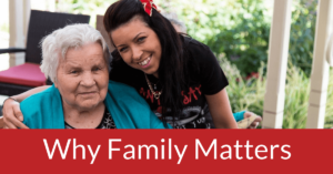 why family matters